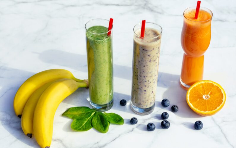 Pürésítés, turmixolás a diétában